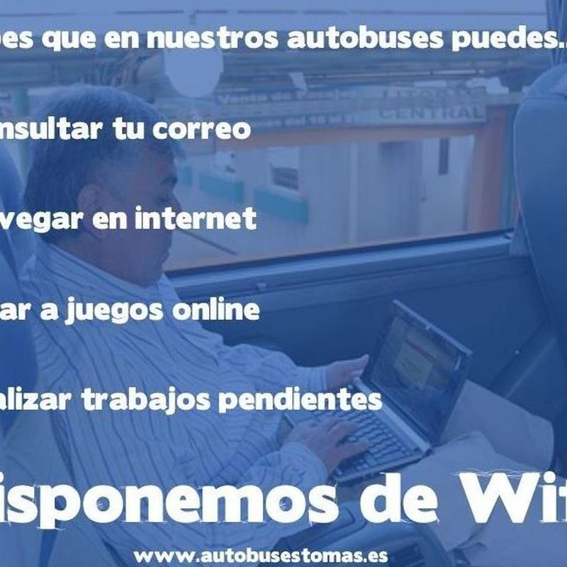 AUTOCARES CON WIFI