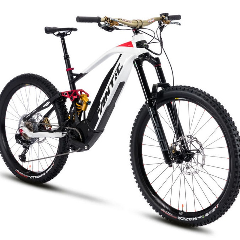 INTEGRA XEF 1.9 FACTORY:  de E-Bike Guadarrama
