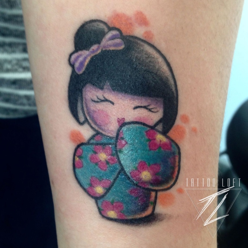 Artista Mateo:Tatuaje realismo y color: Estilos de tatuajes y artistas de Tattoo Loft