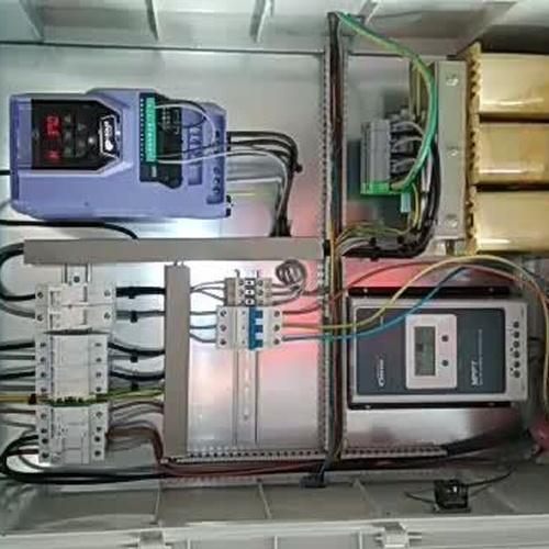 Variador de frecuencia pozo fotovoltaico 7.5 cv