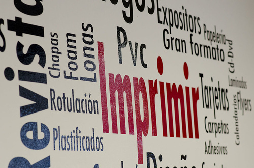 imprimir en Barcelona