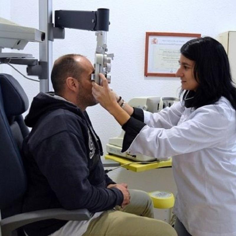 Especialistas en salud ocular: Servicios de Óptica Loranca