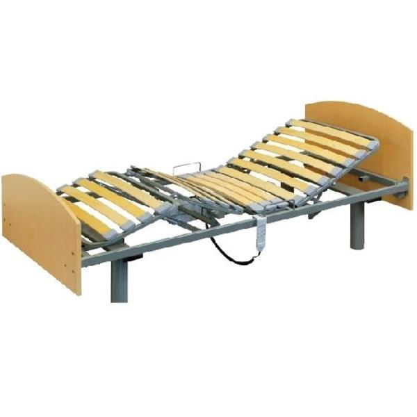 Alquiler cama eléctrica 4 planos