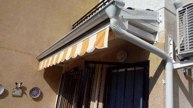 Canalón galvazinc semicircular Alicante