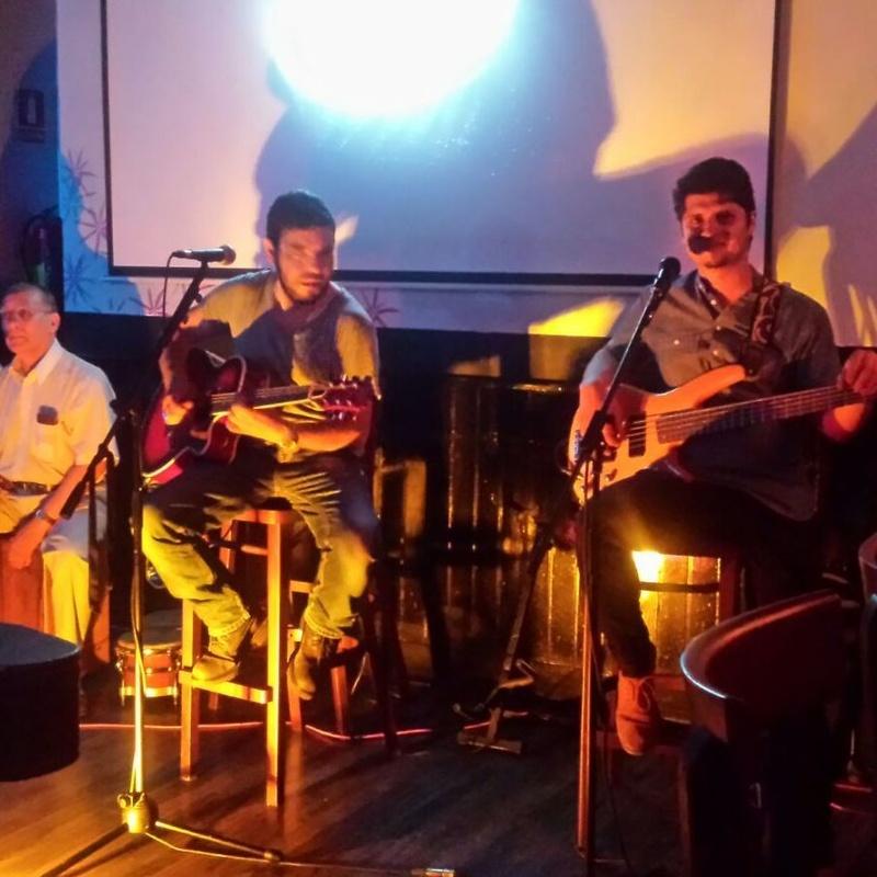 Actuaciones en directo: Sala y actuaciones de Magangue