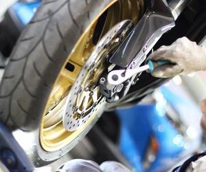 Cambio de frenos de motos