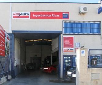 Bombas: Servicios de Inyectrónica Rivas