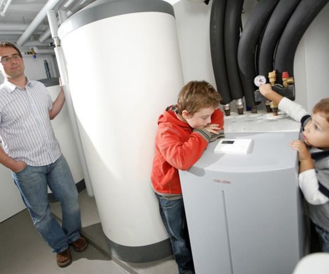 Las bombas de calor como sinónimo de ahorro energético