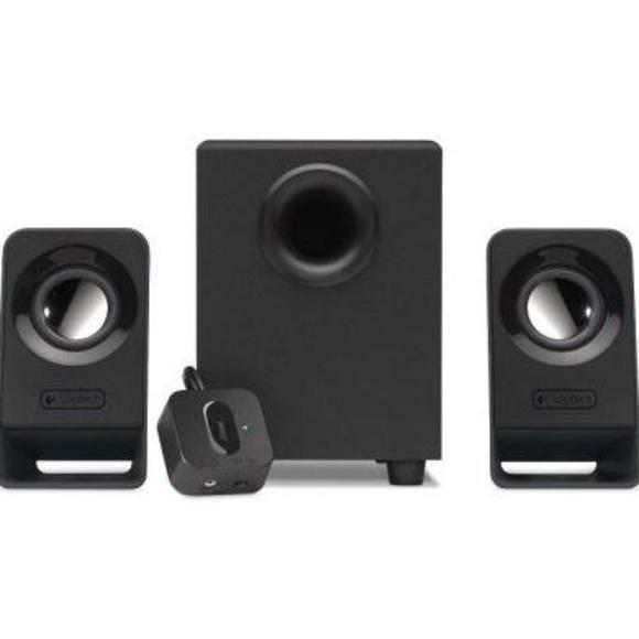 Logitech Altavoz 2.1 Z213 Negro : Productos y Servicios de Stylepc