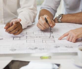 Reformas de locales: Trabajos de Aranea Arquitectura