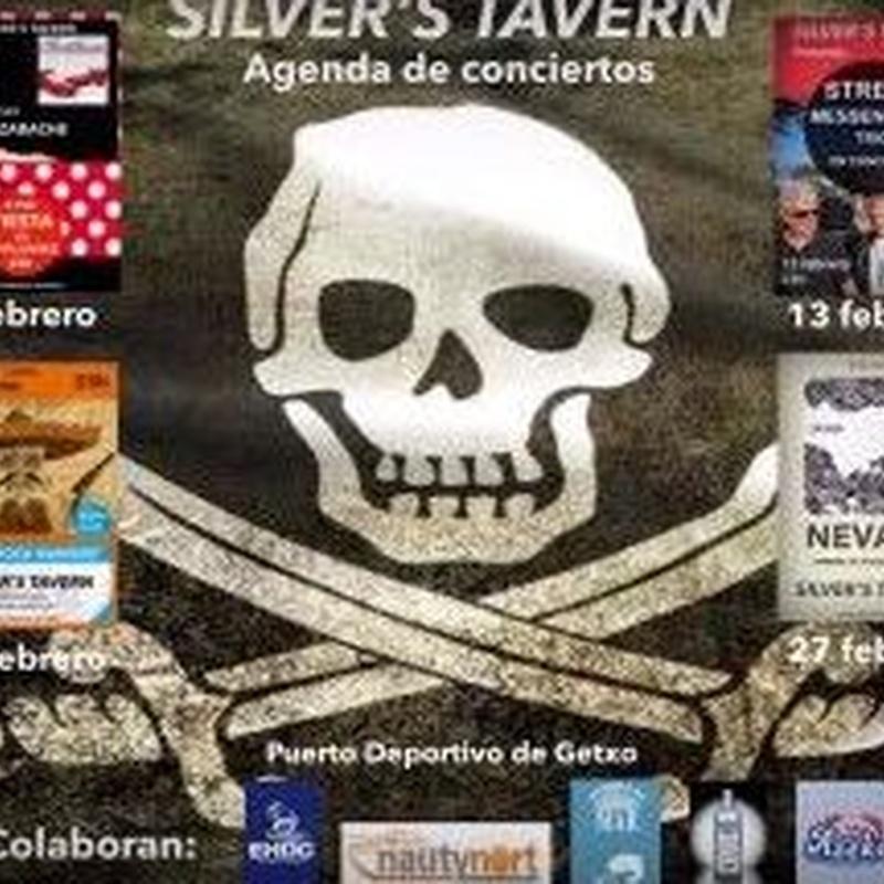 Conciertos: Servicios de Silver´s Tavern