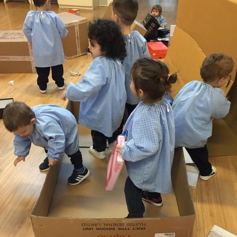 Cheques guardería: Servicios e Instalaciones de Llar d'infants Petits Gegants