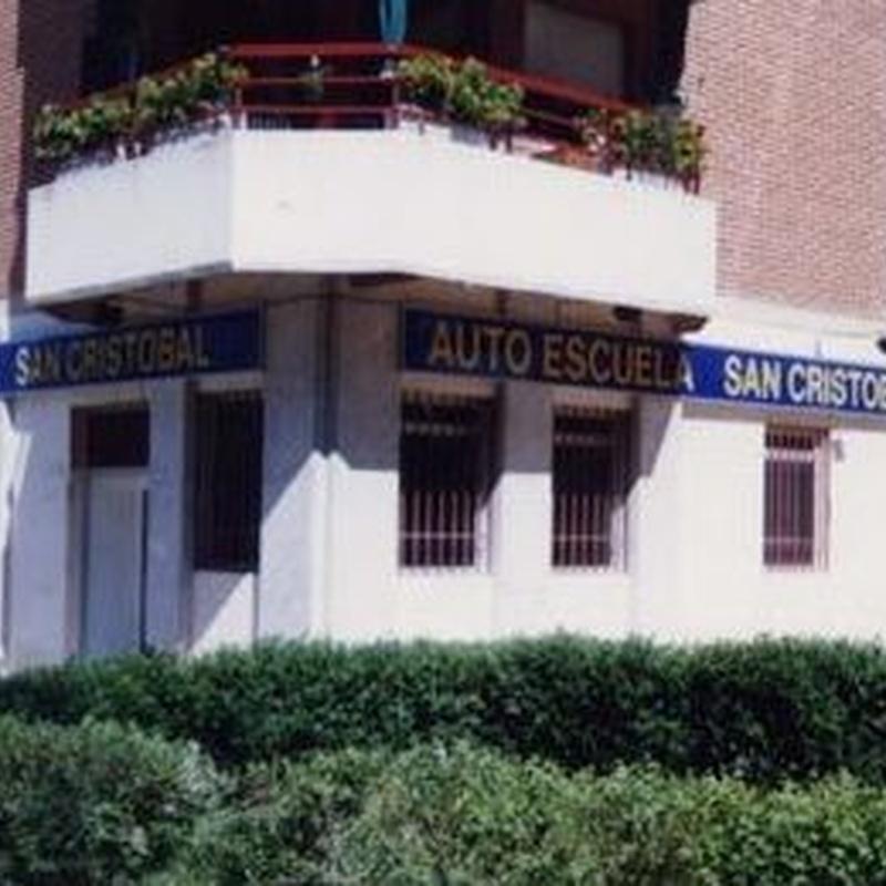 Autoescuela San Cristobal en Guadalajara