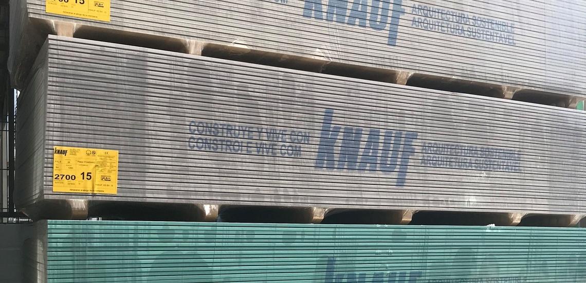 Instalación de paneles de yeso laminado en Madrid sur
