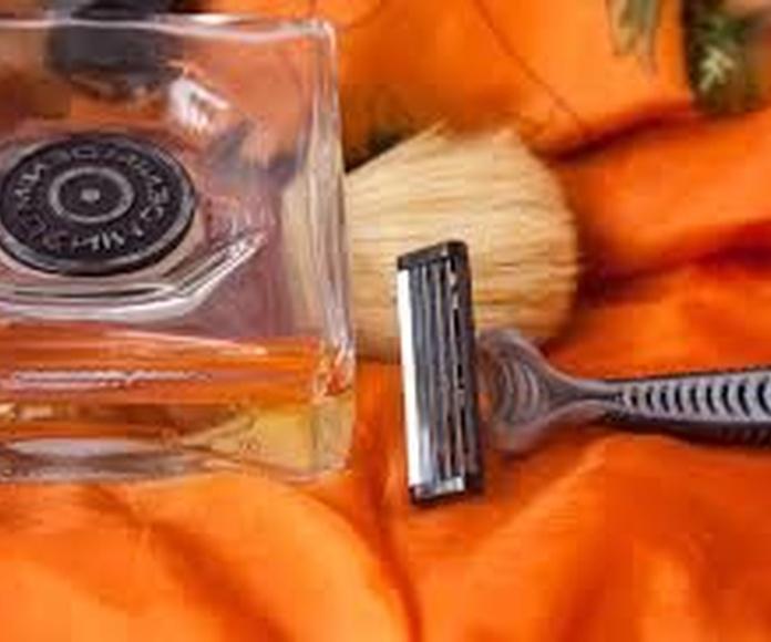 Productos de caballero: Catálogo de Perfumería y Droguería Jaral