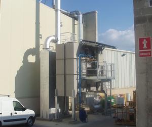 Fabricación e instalación de estructuras metálicas