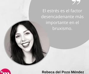 Entrevista a Rebeca del Pozo Méndez,  psicóloga colaboradora en Clínica Dental Reina Victoria