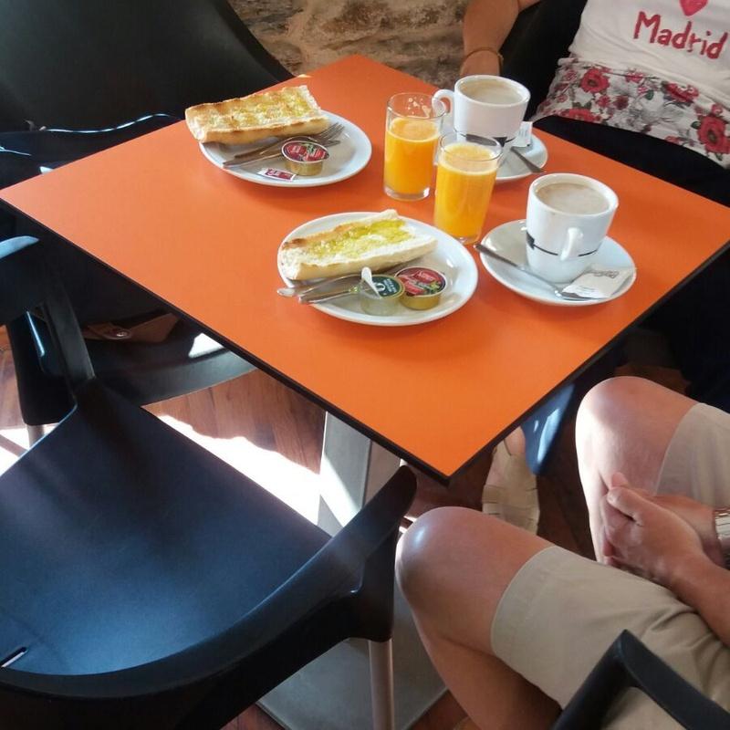 Cafetería o sala de té