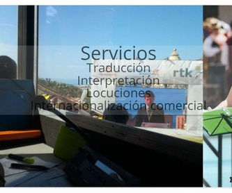 SERVICIO DE NEGOCIACIÓN MULTILINGÜE: SERVICIOS de Wai Comunicación