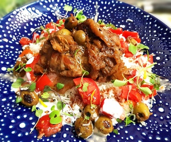Las recetas del África más tradicionales: Carta de Baobab Exotic