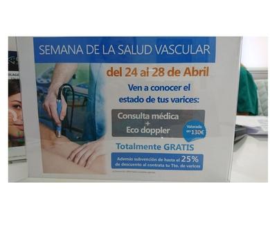 Semana de la Salud Vascular
