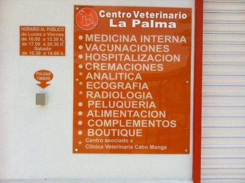 Centro Veterinario La Palma