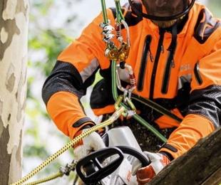 Material de arborismo y seguridad