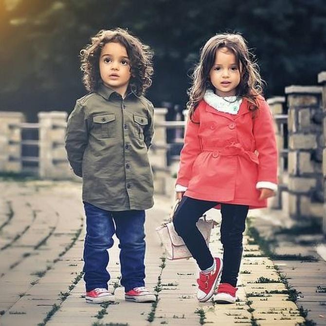 La socialización en los niños pequeños