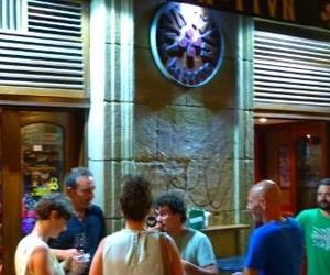 Bar de pintxos en San Sebastián