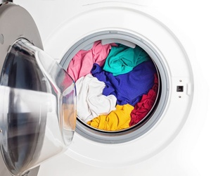 Errores habituales que cometemos al utilizar la lavadora
