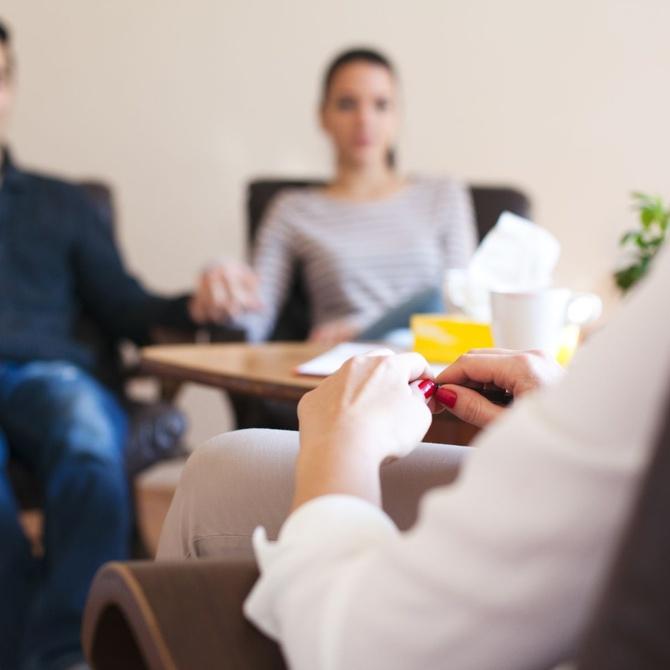 ¿Problemas en su pareja? Acuda a terapia