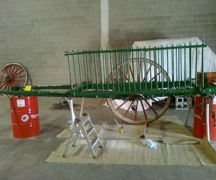 Restauración: Productos y servicios  de Fusteria Roglan Andreu