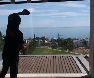 colocación de cristales en Malaga
