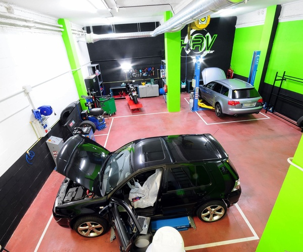 Reparaciones en motos y coches