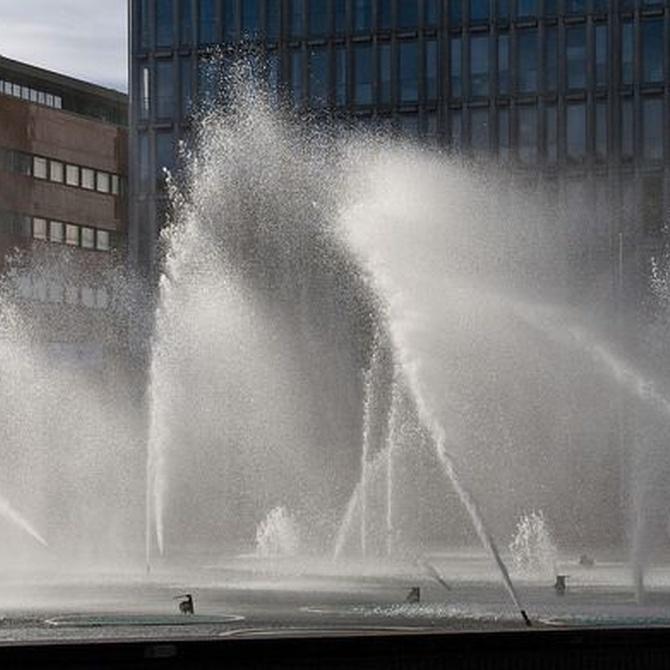 Los autómatas de Hellbrunn y la fuerza del agua