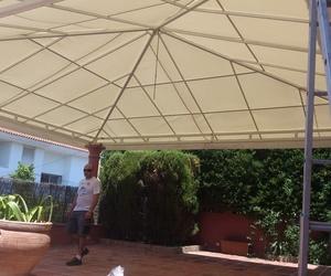 Galería de Toldos y pérgolas en Marbella | Toldos Galeón