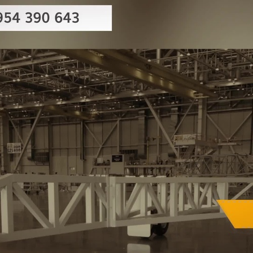 Mantenimiento integral de infraestructuras en Sevilla | Talleres Antonio Reina