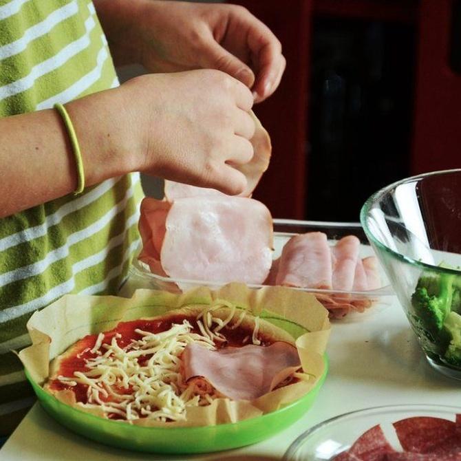 Talleres de cocina: diversión y aprendizaje