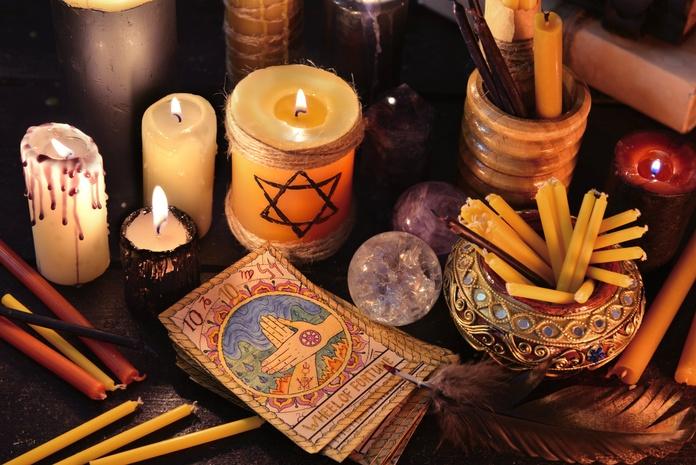 Rituales: Servicios de Mayte Tarot