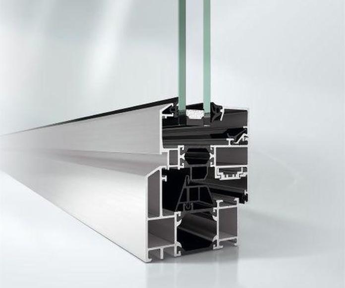 Ventana Schüco AWS 65 RL: Productos de Catal Pur