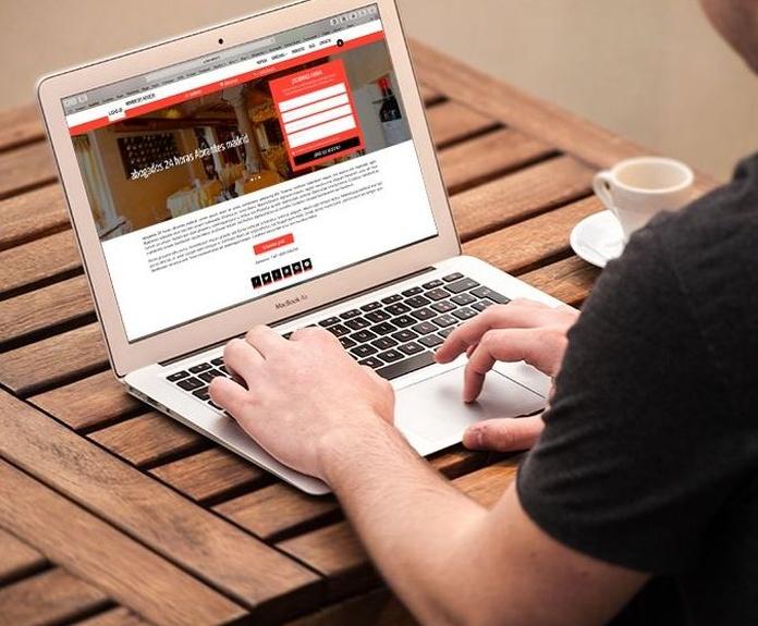 Página de conversión QDQ media: Productos de QDQ media