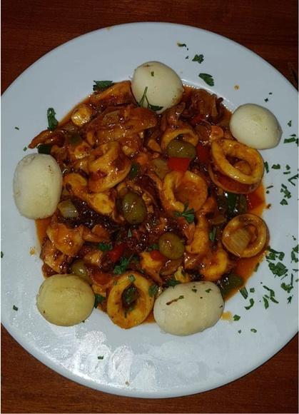 Menú canario: Carta de Restaurante Vista Lobos