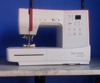 Máquinas de coser domésticas: Servicios de Máquinas de coser JV