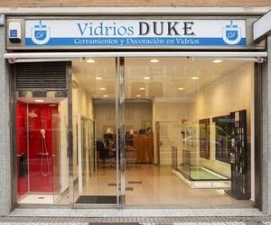 Vidrios Duke, cerramientos y decoración en vidrios en Donostia