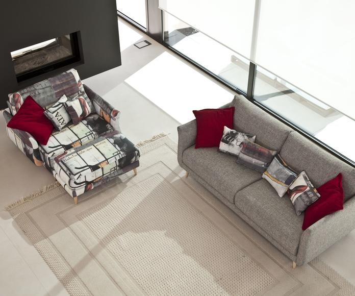 Sofás Fama: Catálogo de muebles y sofás de Goga Muebles & Complementos