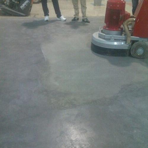 Pulir suelo hormigón Valencia