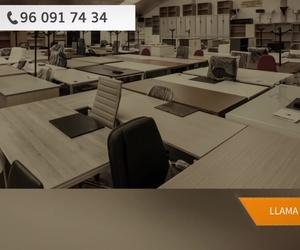 Mobiliario de oficina en Alicante | Ofimob