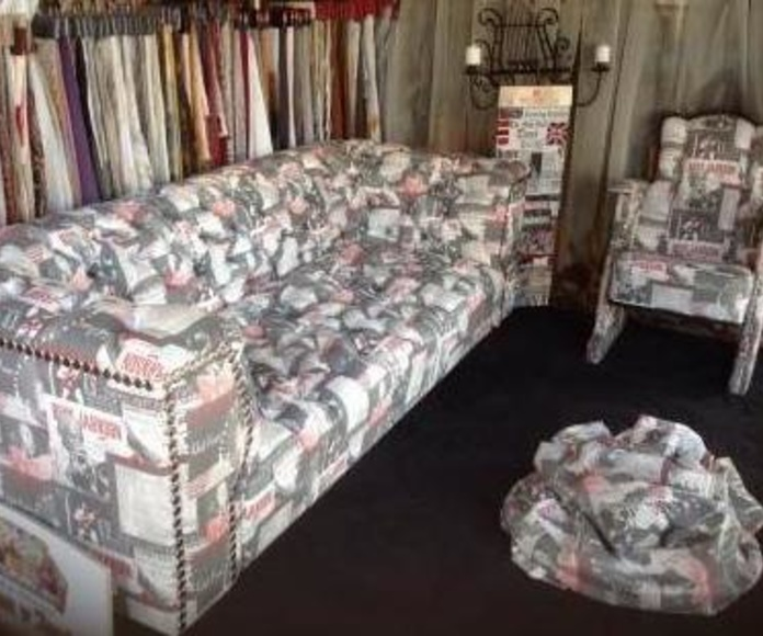 Tapizado de sofás - Vigo