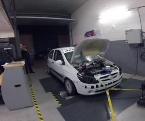 Hyundai hetz 1.5 crdi 170Ps Rally