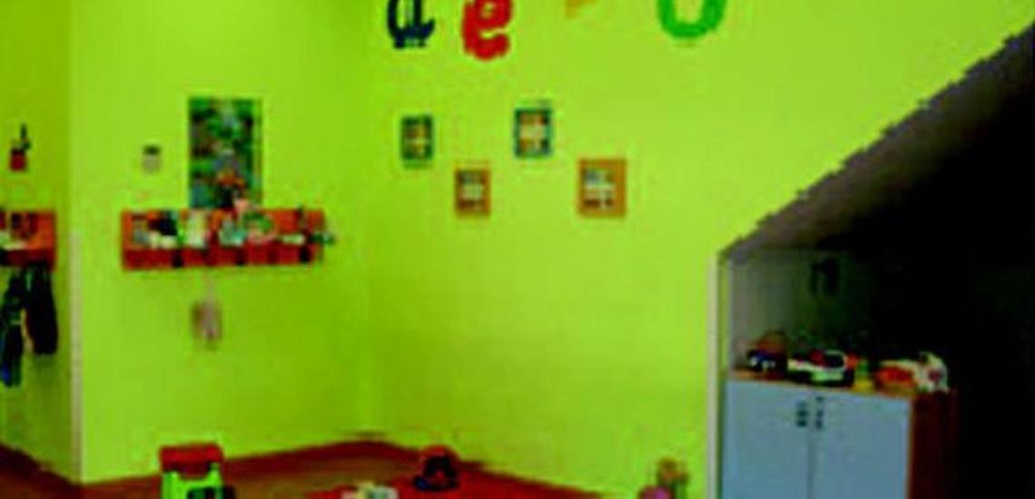 Escuela infantil en Logroño con instalaciones luminosas y alegres